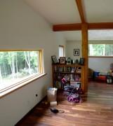 master bedroom corner office